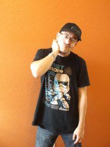 Christian rapper Erik Stephen